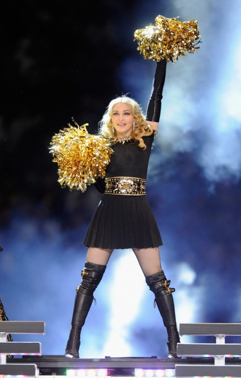 Мадонна, 2012