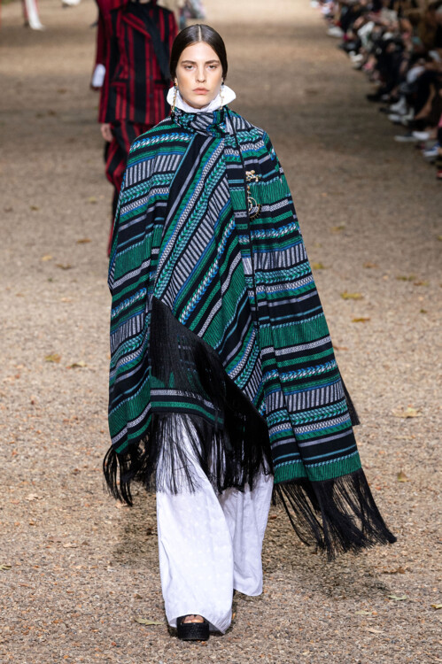 Одежда в стиле кочевников и номад весна-лето 2020 фото