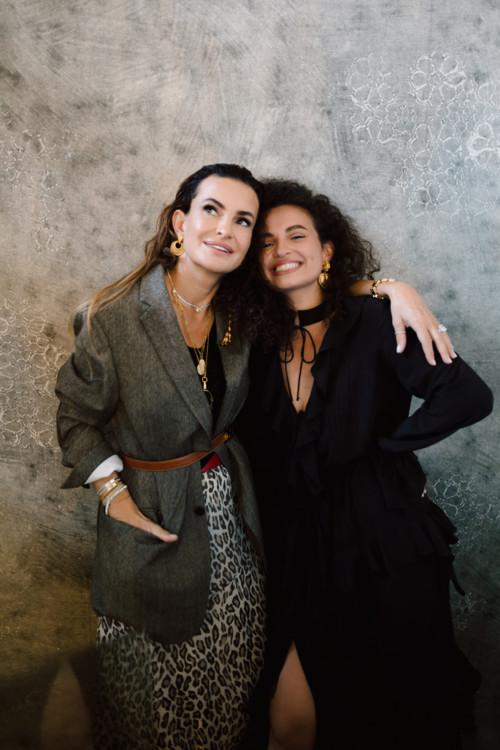 Діана Ставніцер і Таня Амірова