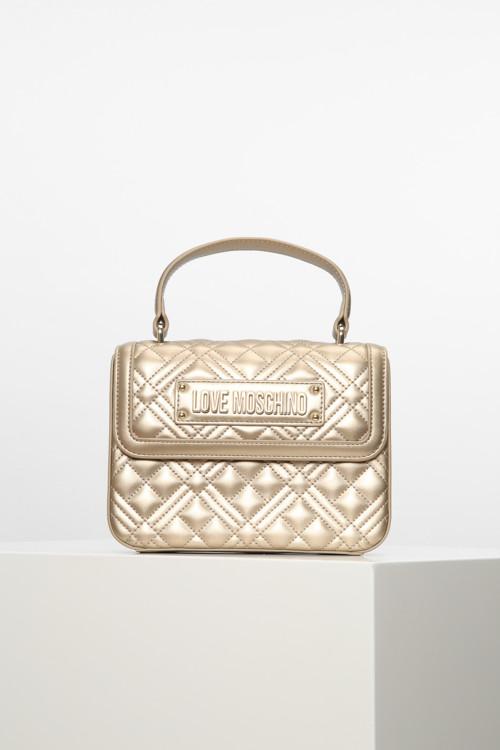 Кожаная сумка, Love Moschino