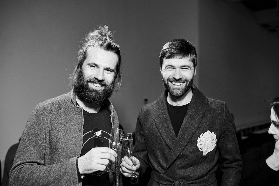 Влад и Владимир Задираки