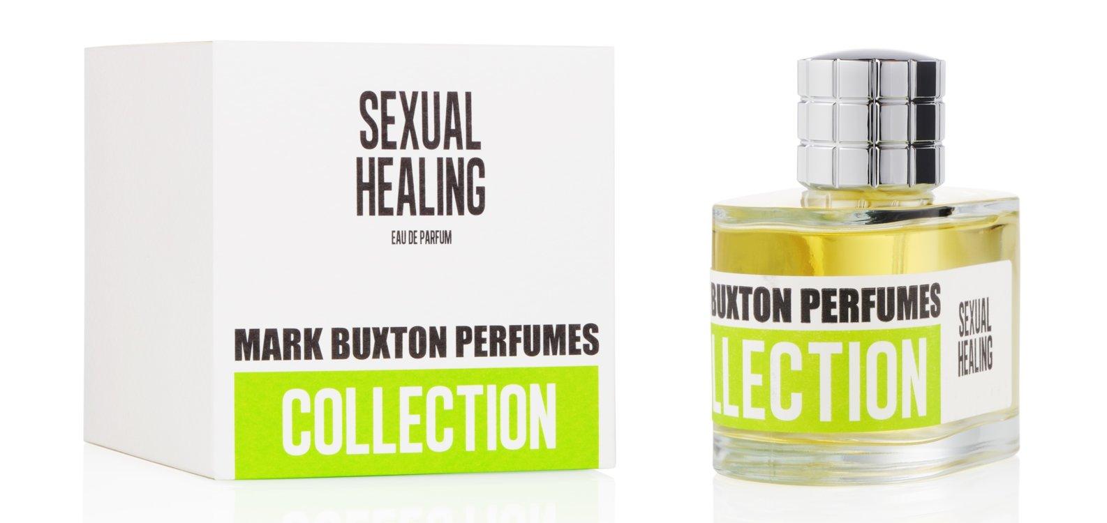 Аромат 'Sexual Healing' ('Исцеление сексом'), Mark Buxton Perfumes
