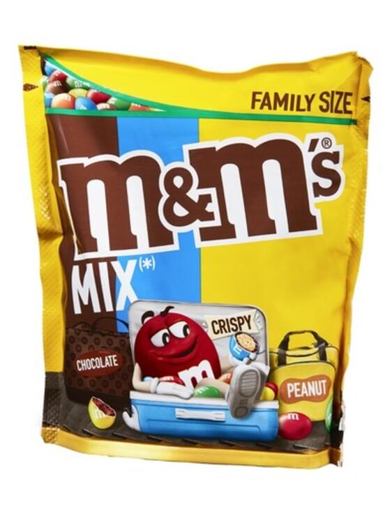 Солодощі M&Ms