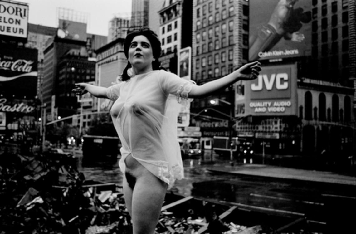 NYC - 1982 Miron Zownir, courtesy Galerie Bene Taschen