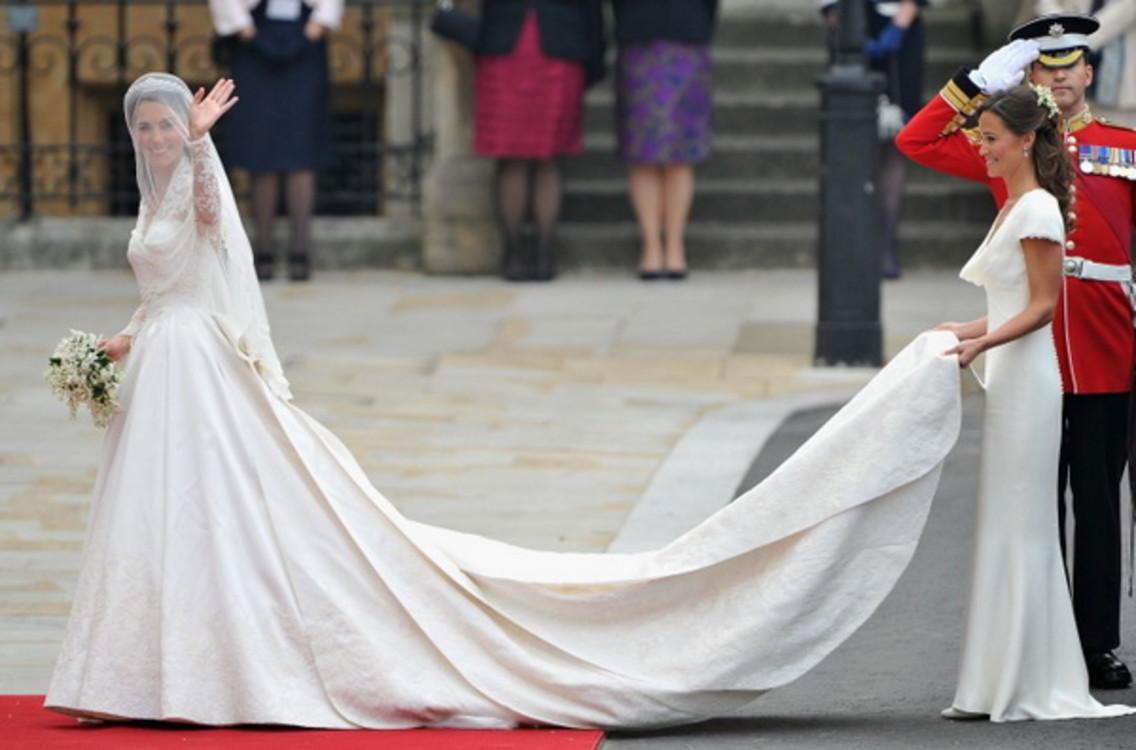 Кэтрин, герцогиня Кембриджская в Alexander McQueen