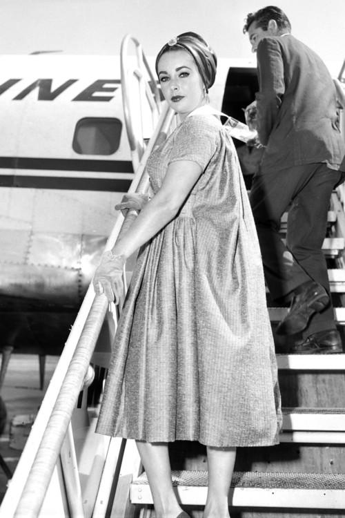 Элизабет Тейлор, 1958