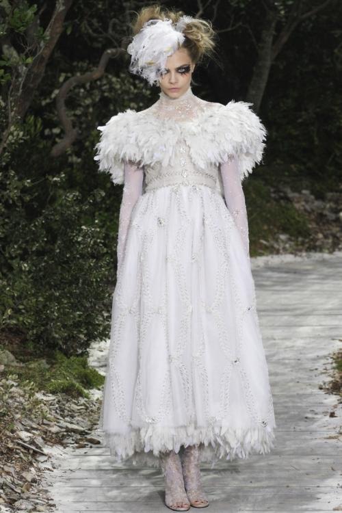 Chanel Couture весна-лето 2013