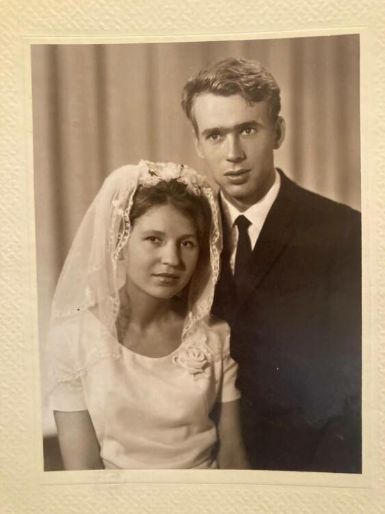 Родители Оли Жижко