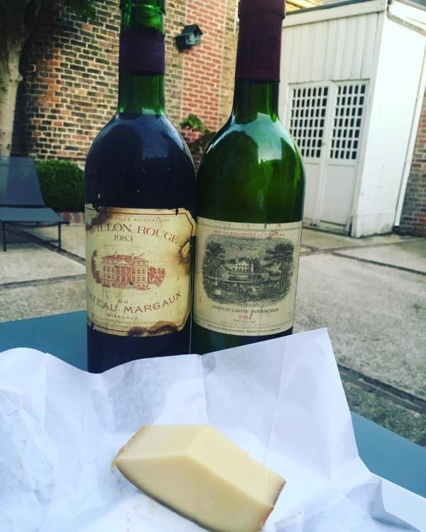Вино Château Lafite Rothschild @pouillot.distribution