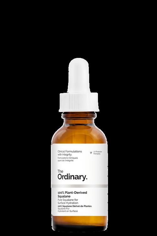 Сыворотка на основе чистого сквалана 100 % Plant- Derived Squalane, The Ordinary