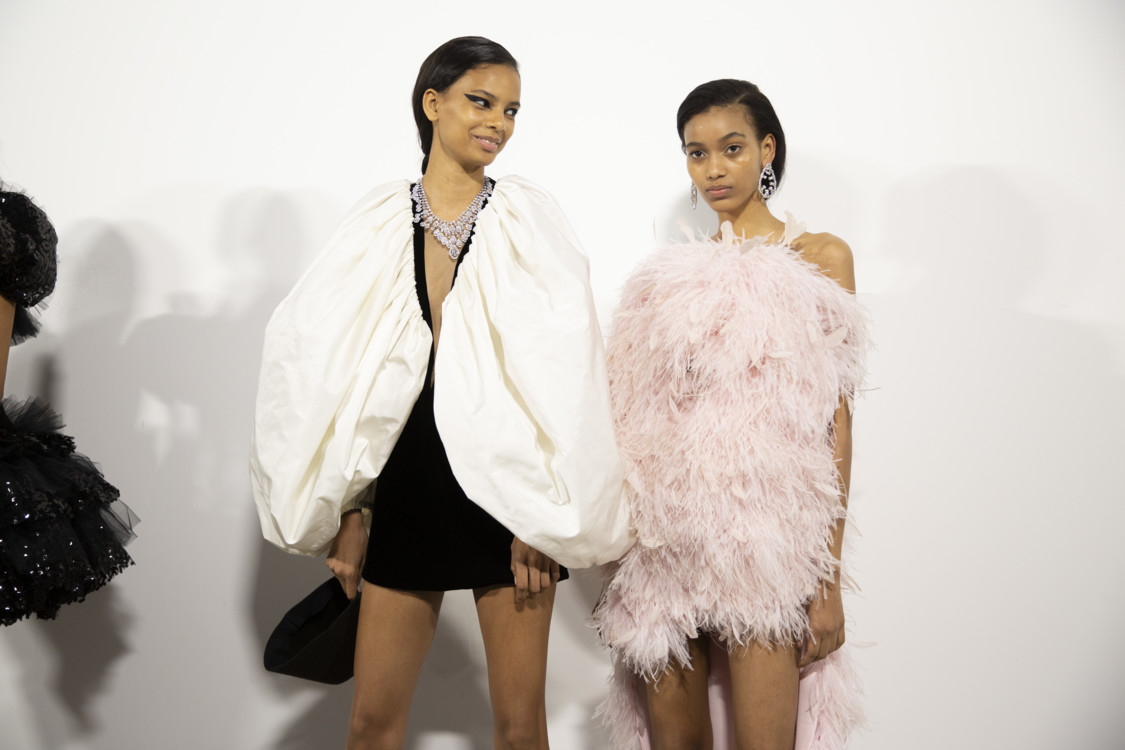 Giambattista Valli Couture весна-лето 2019