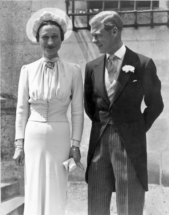 Герцог Віндзор і Волліс Сімпсон, 3 червня 1937