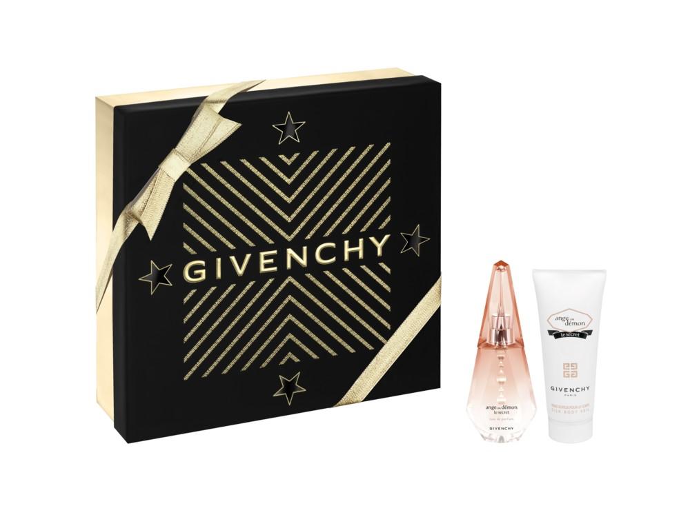 Женский набор L'Ange Ou Demon Le Secret: шелковая вуаль для тела и парфюмированная вода, все – Givenchy