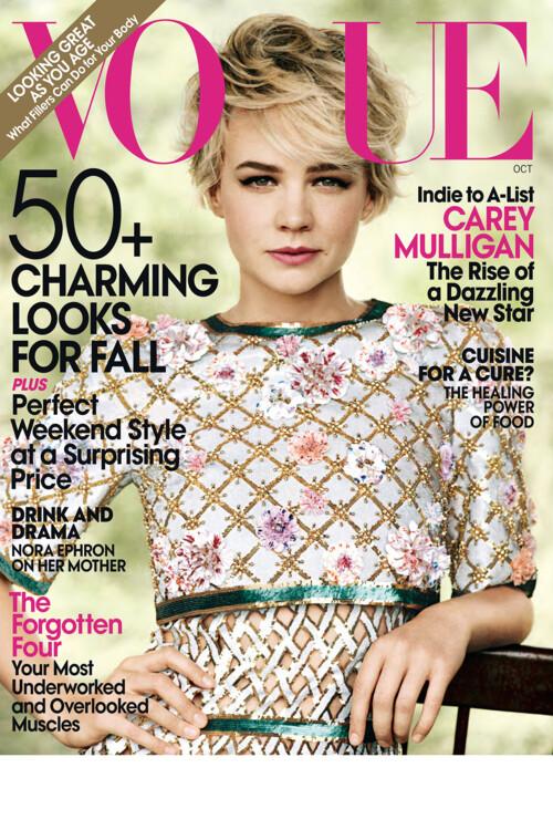 Vogue, октябрь 2010