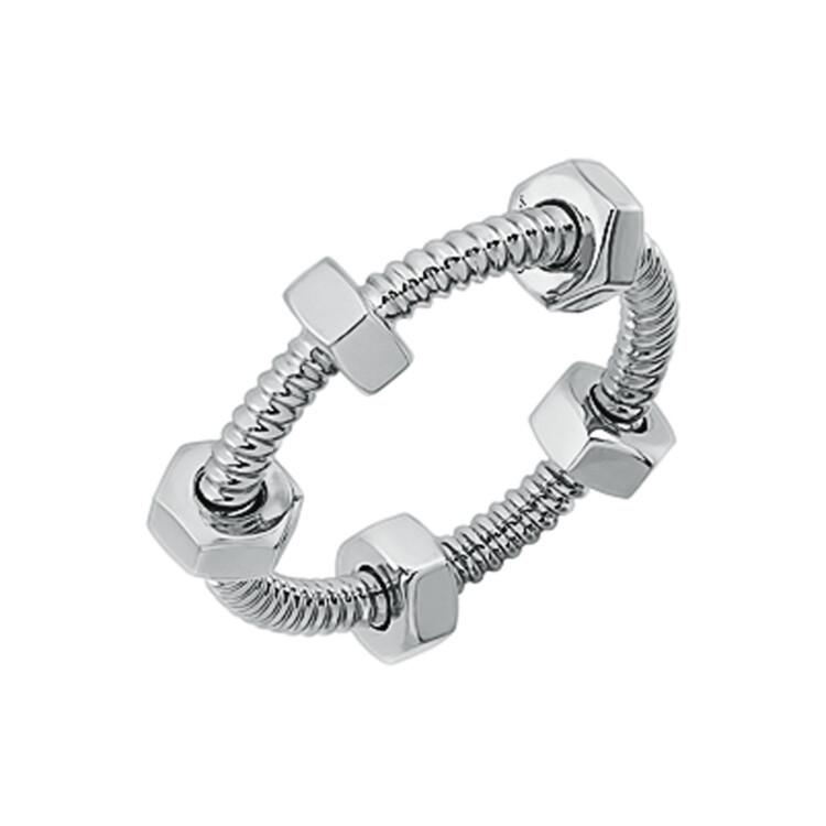 Перстень Écrou de Cartier, біле золото