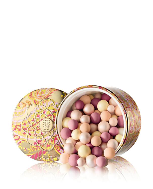 Пудра в шарикахMétéorites Perles de Satin из летней коллекции макияжа Oriental Escapade, Guerlain