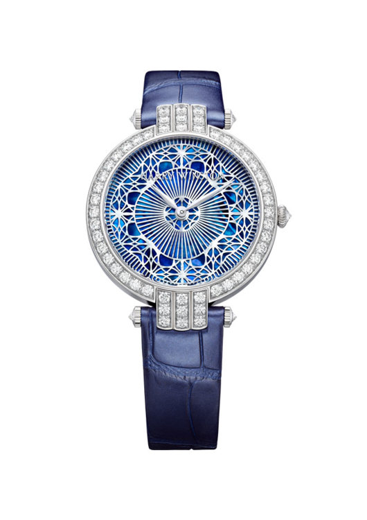 Часы Harry Winston Premier Pearly Lace