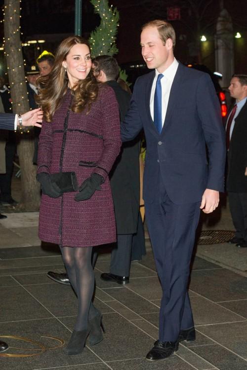 Герцогиня и герцог Кембриджские (Великобритания)