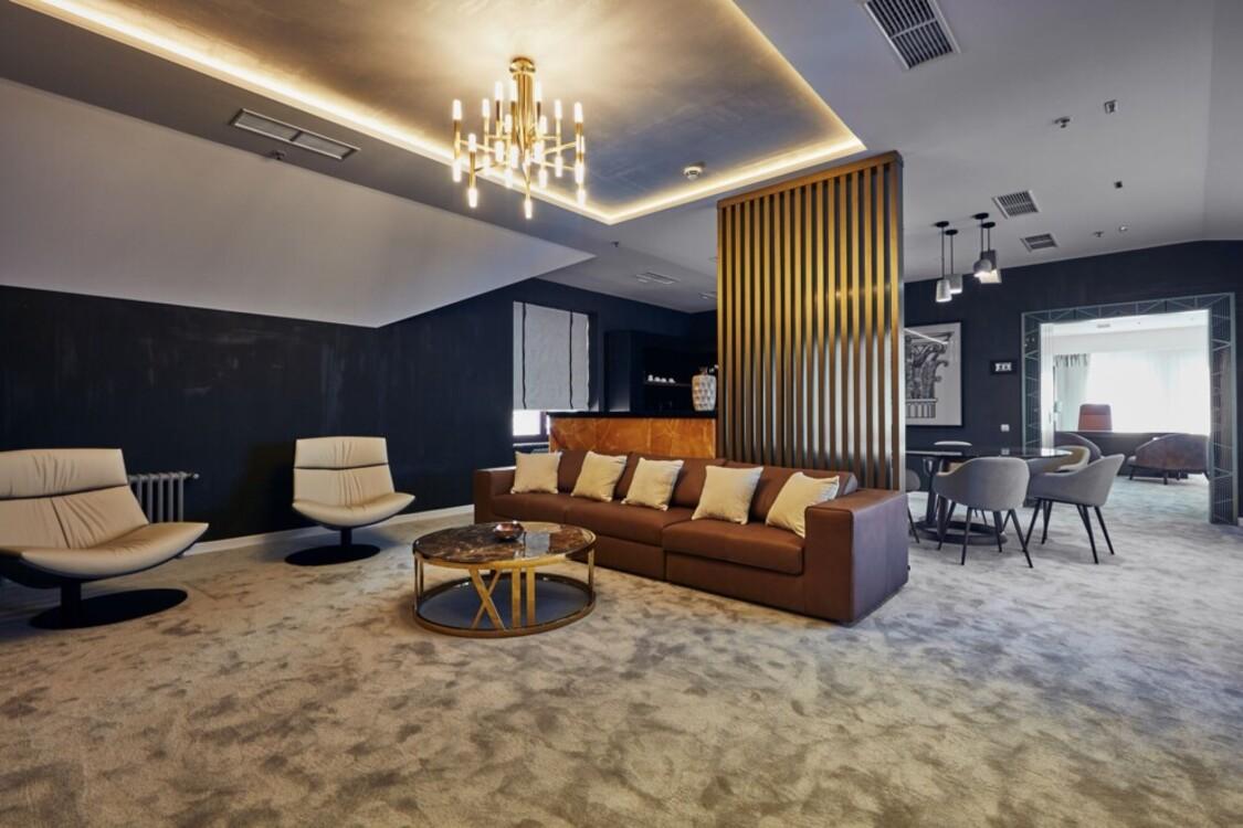 Президентский люкс в Grand Hotel Lviv Luxury & Spa