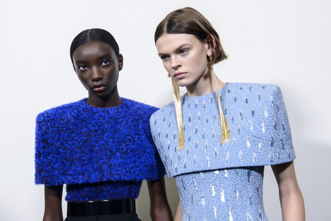 Givenchy Couture весна-лето 2018