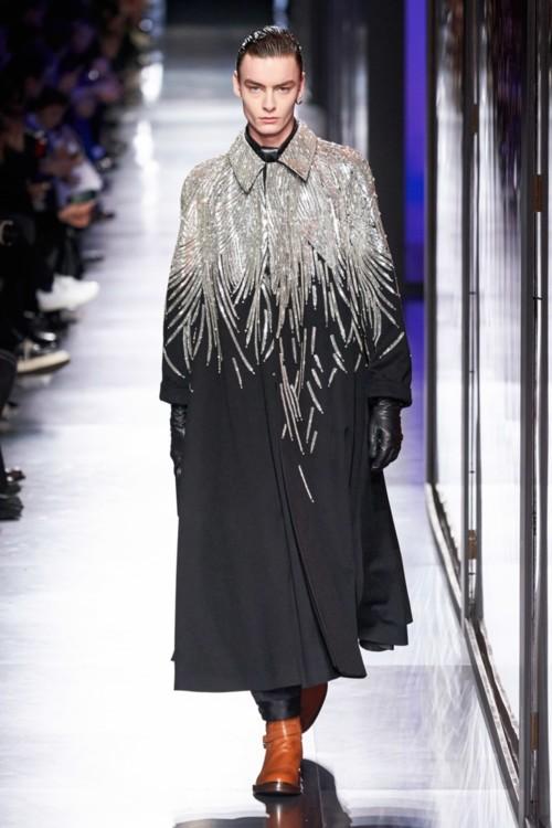 Christian Dior Menswear осень-зима 2020/2021