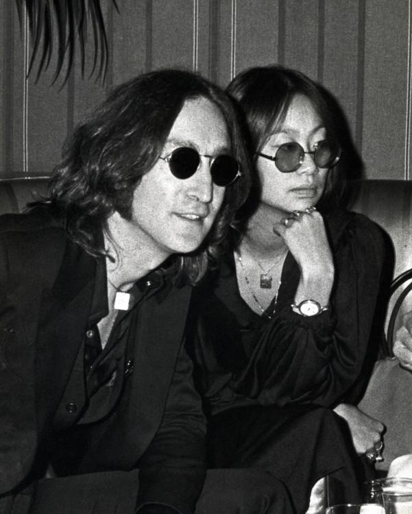 Джон Леннон і Йоко Оно, Нью-Йорк, 1974 рік