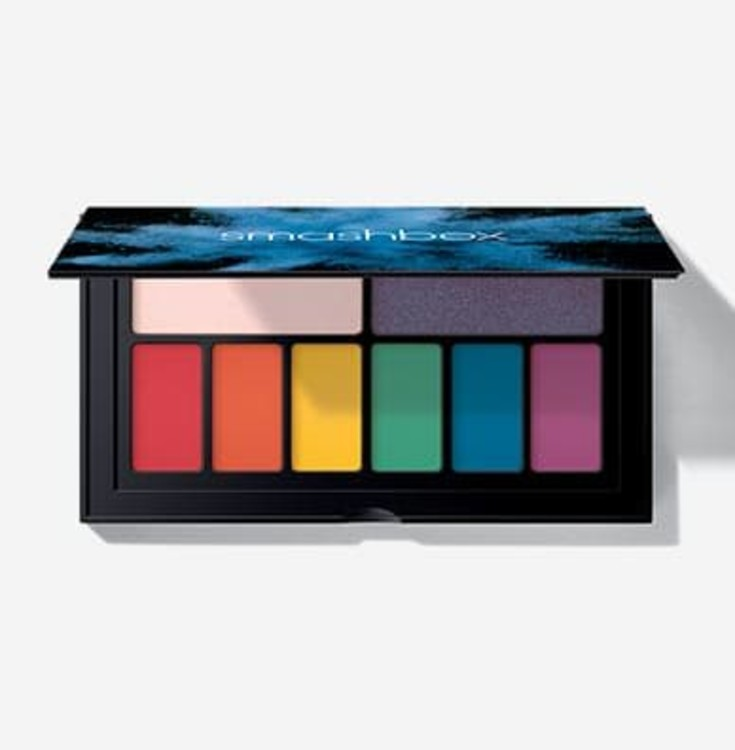 Палетка теней Smashbox; Photo: https://www.smashbox.com