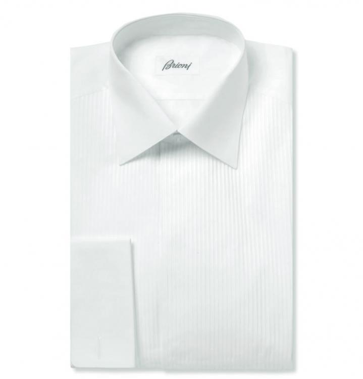 Сорочка из хлопка, Brioni