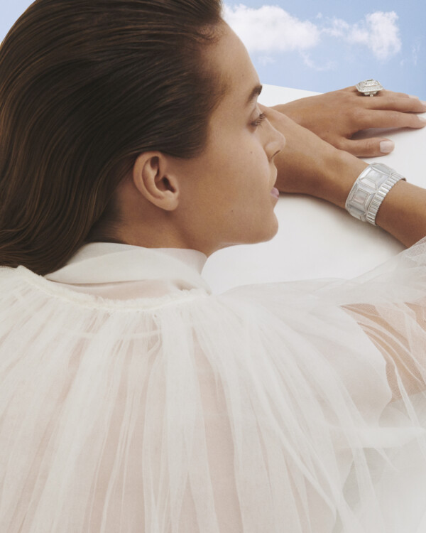 Boucheron представили новую коллекцию высокого ювелирного искусства Contemplation фото