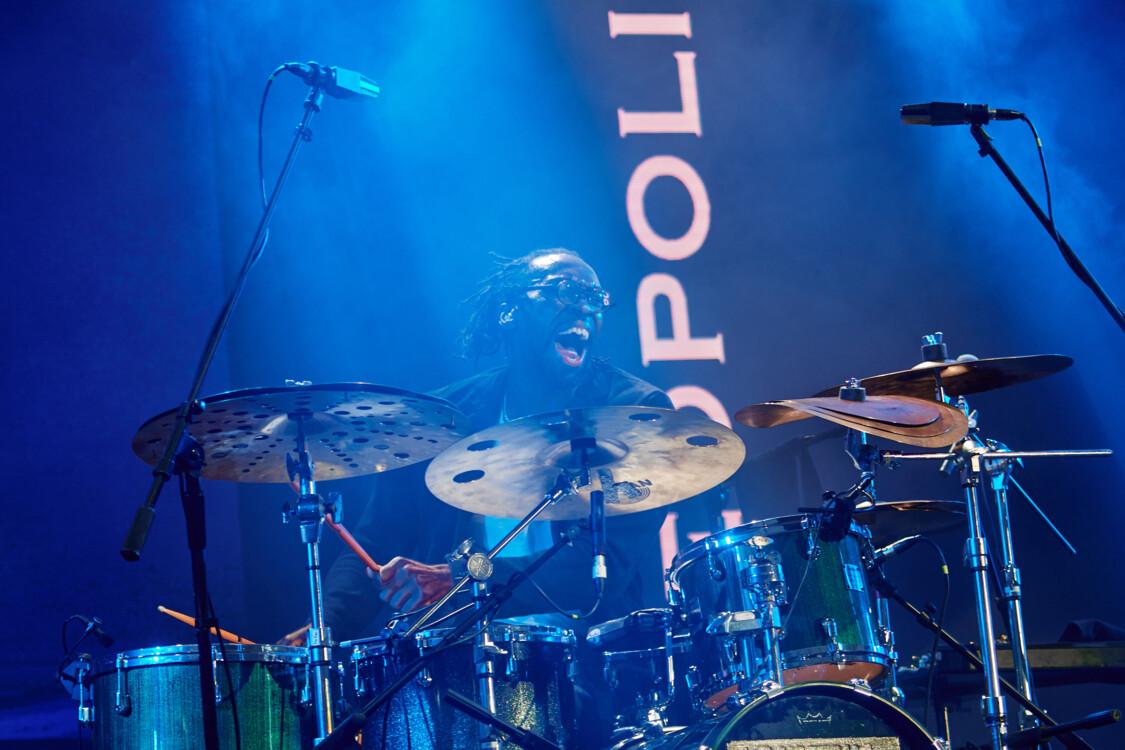 Выступление Криса Ботти (на фото -  Lee Pearson)