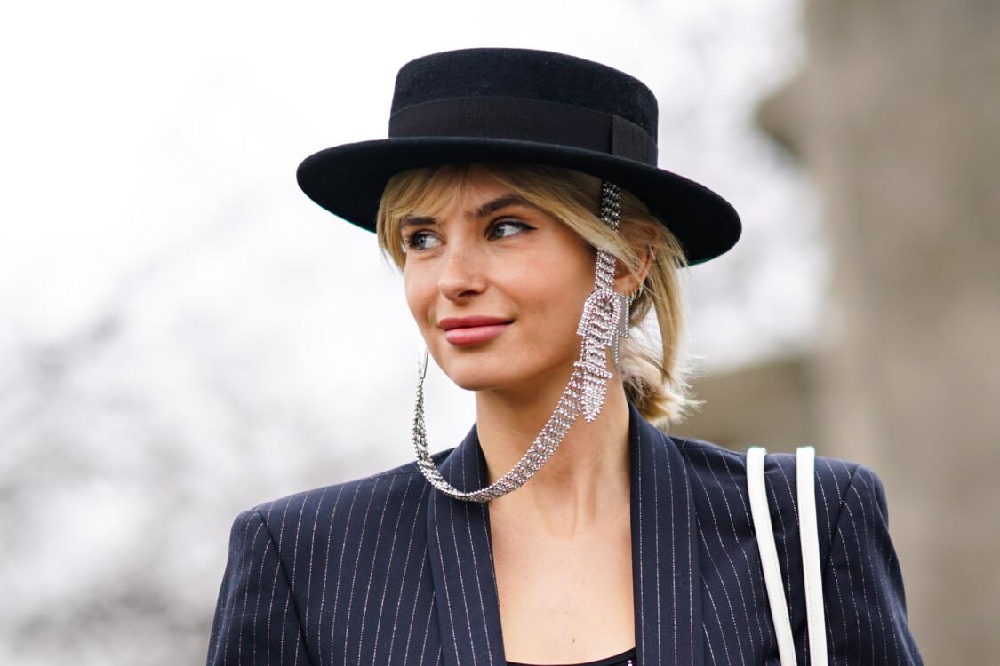 Главные головные уборы осени 2020: шляпы стритстайл фото примеры фото