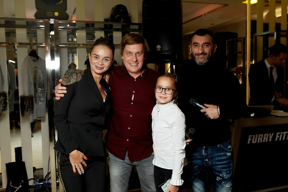 Алена Трафаил, Степан Казанин и Мика Фаталов