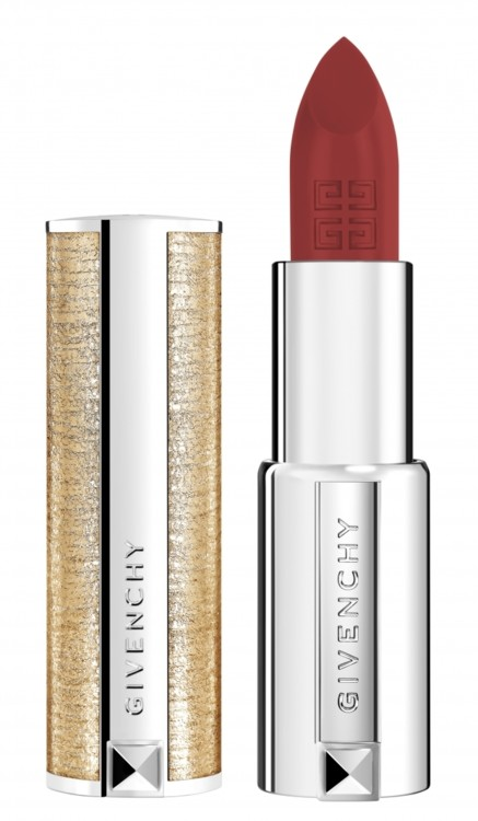 Помада Le Rouge из коллекции Audace De L'Or, Givenchy, лимитированный выпуск