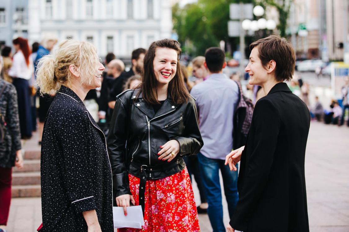 Лилия Пустовит, Ольга Жижко и Татьяна Соловей