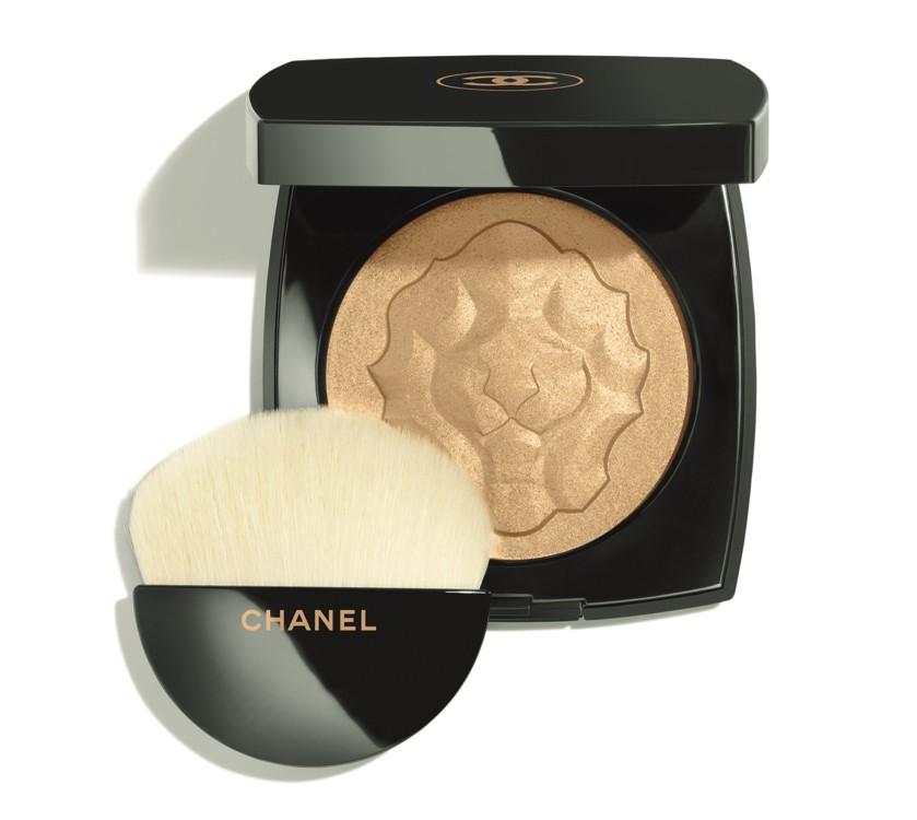 Компактна пудра-хайлайтер Maximalisme de Chanel, Chanel