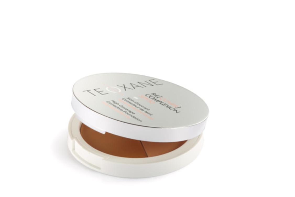 Корректирующая тональная крем-пудра Re[Cover] Complexion SPF 50, Teoxane