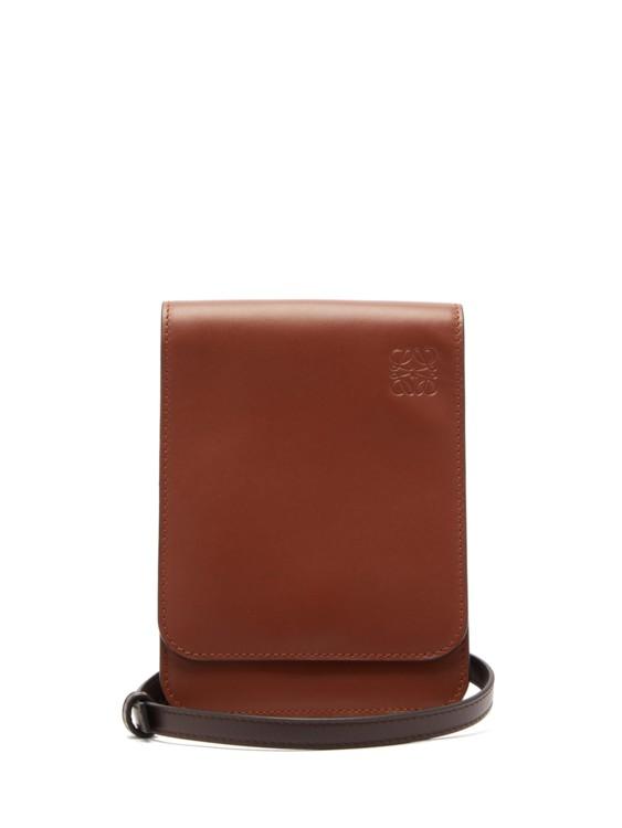 Кожаная сумка, Loewe