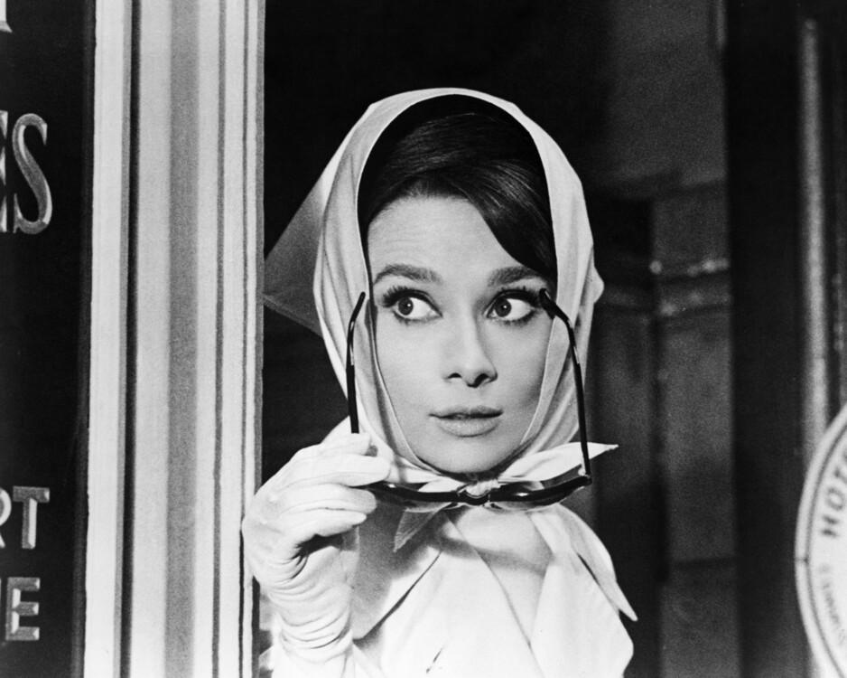 Одри Хепберн, 1963