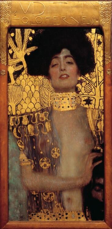 «Юдиф та голова Олоферна», 1901