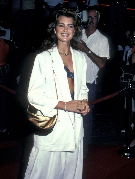 Брук Шилдс, 1983