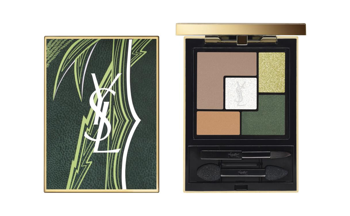 Набор теней Couture Palette, YSL Beaute, лимитированный выпуск