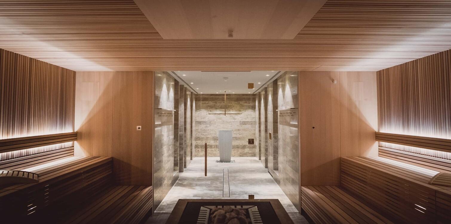 Роскошный спа-центр на курорте Mizu Onsen Spa на курорте Bachmair Weissach Spa & Resort фото