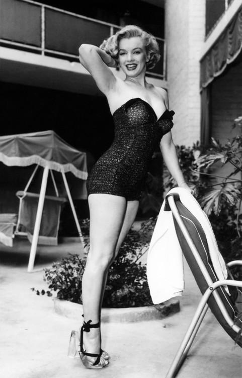 Мэрилин Монро, 1951