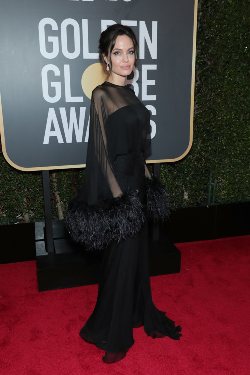 Анджелина Джоли в Atelier Versace
