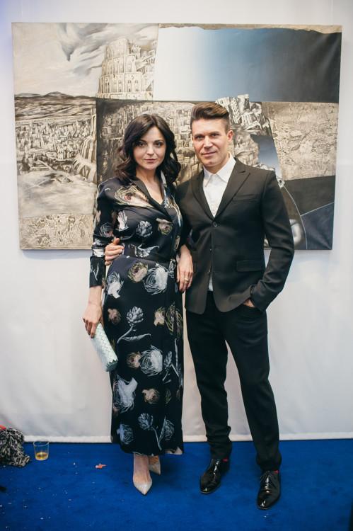 Виктория Алехина, Юрий Зименко