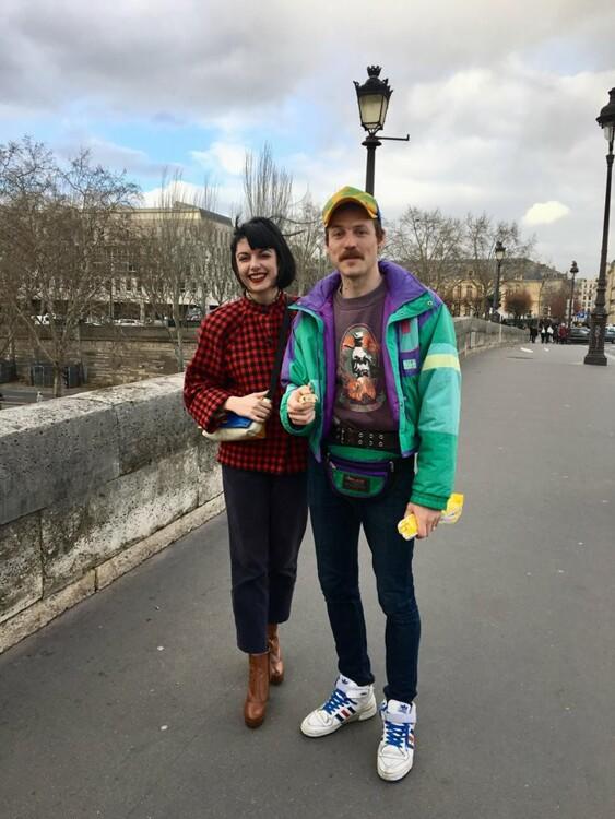 Кравцовы во Франции