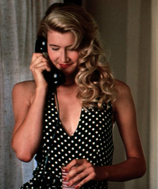 Кадр з фільму «Дикі серцем», 1990