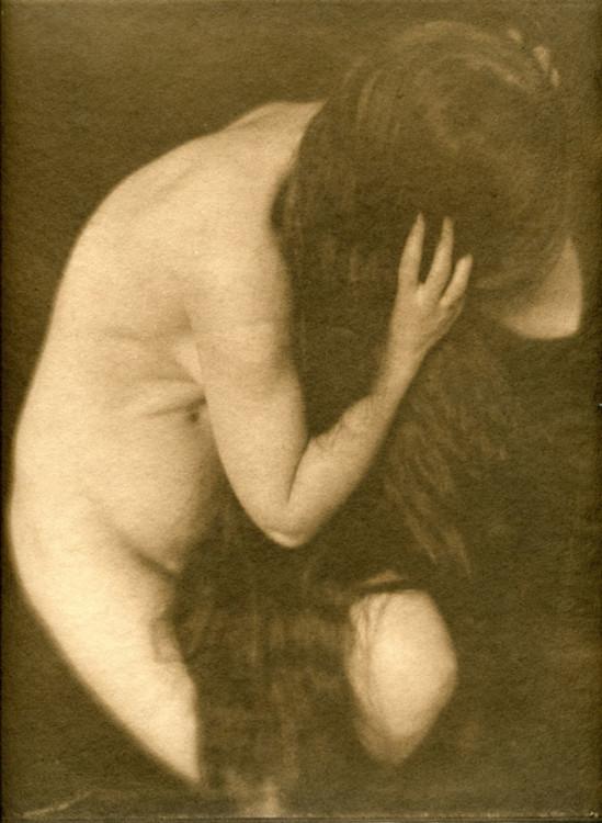 Kühn Heinrich, Nude Study - 1907 Courtesy Galerie