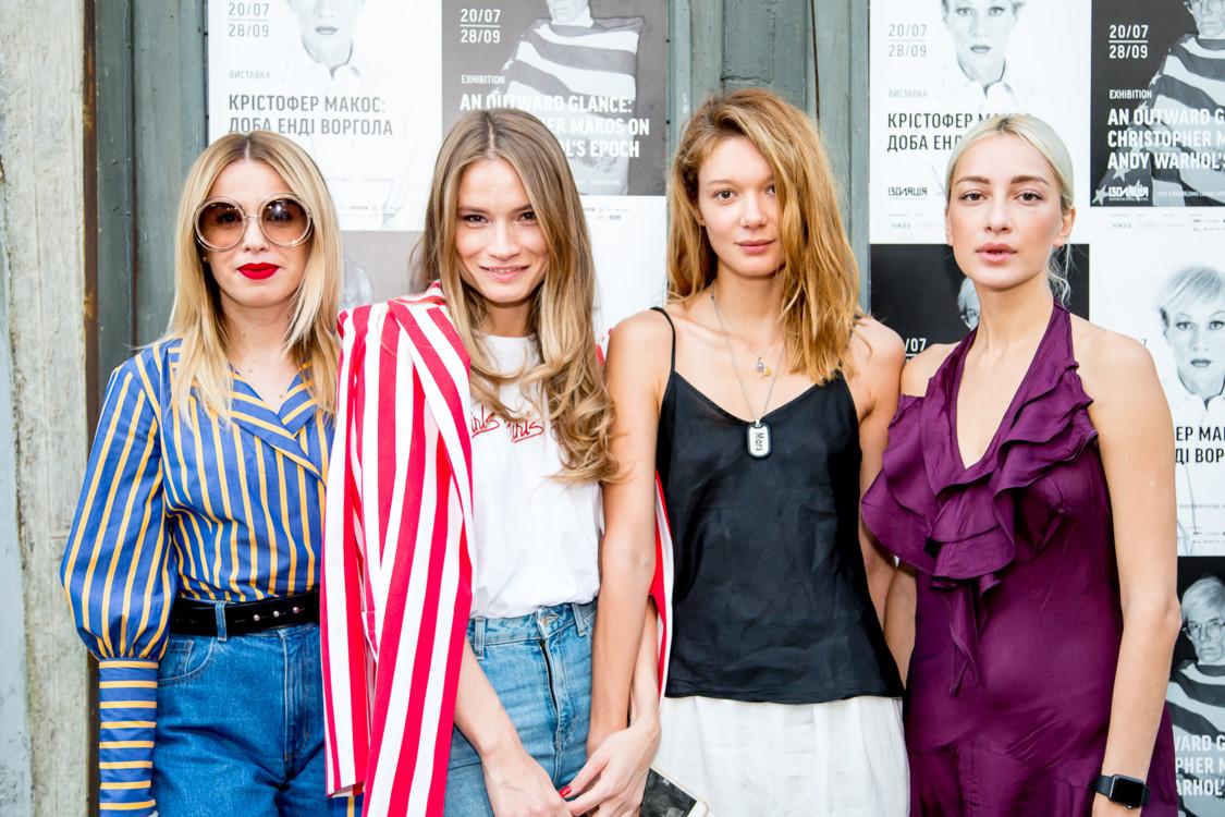 Елена Бурба, Татьяна Богдан, Юлия Моховикова и Олимпия Вайтмусташ