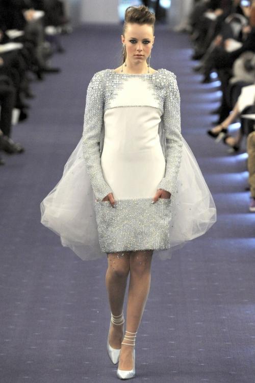 Chanel Couture весна-лето 2012